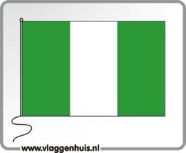 Tafelvlag Niger 10x15 cm