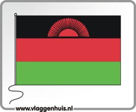 Tafelvlag Malawi 10x15 cm