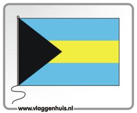 Tafelvlag Bahama s 10x15 cm