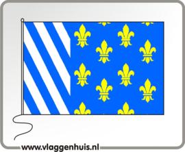 Vlag gemeente Bellingwedde