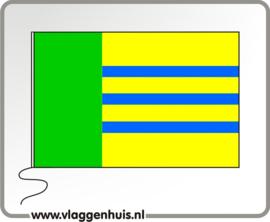 Vlag gemeente Woensdrecht