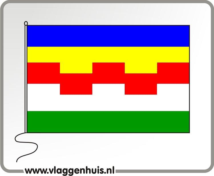 Vlag gemeente Maasdriel