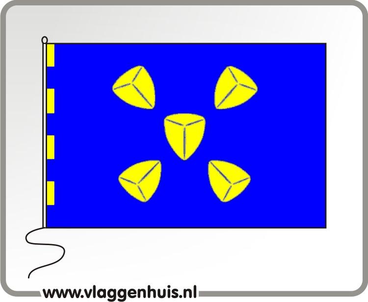 Vlag gemeente Bussum