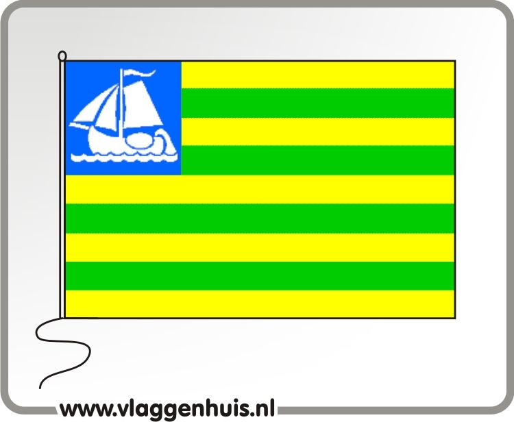 Vlag gemeente Middelharnis