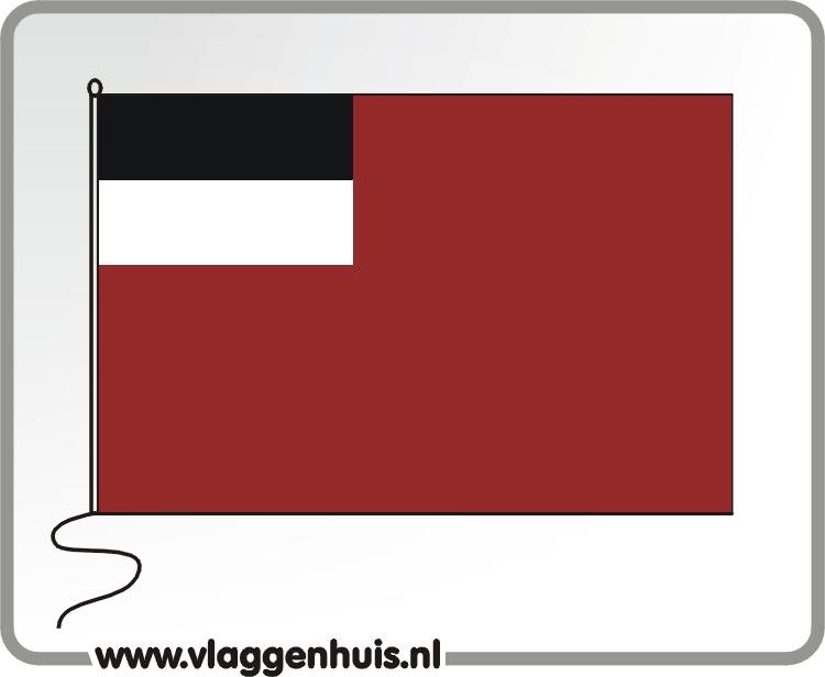 Tafelvlag Georgië 10x15 cm