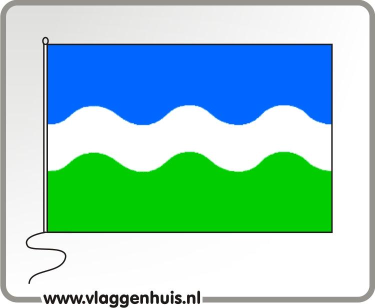 Vlag gemeente Nederweert