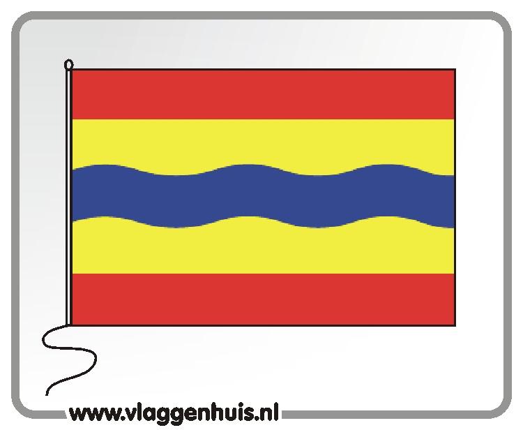 vlag Overijssel