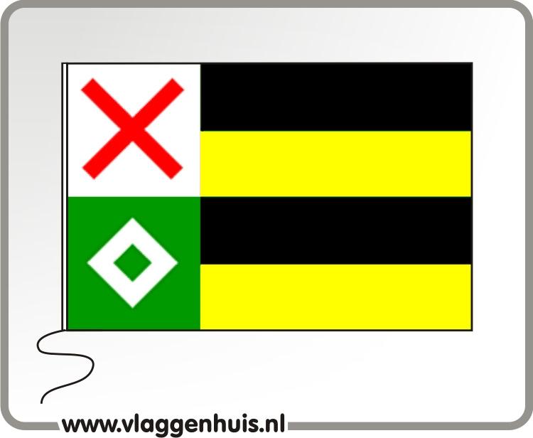 Vlag gemeente Moerdijk