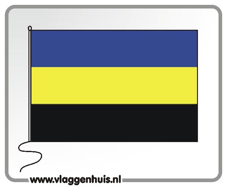 Tafelvlag Gelderland 10x15 cm