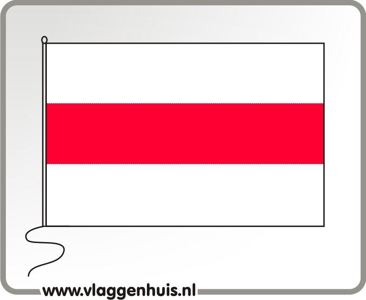 Vlag gemeente Den Briel