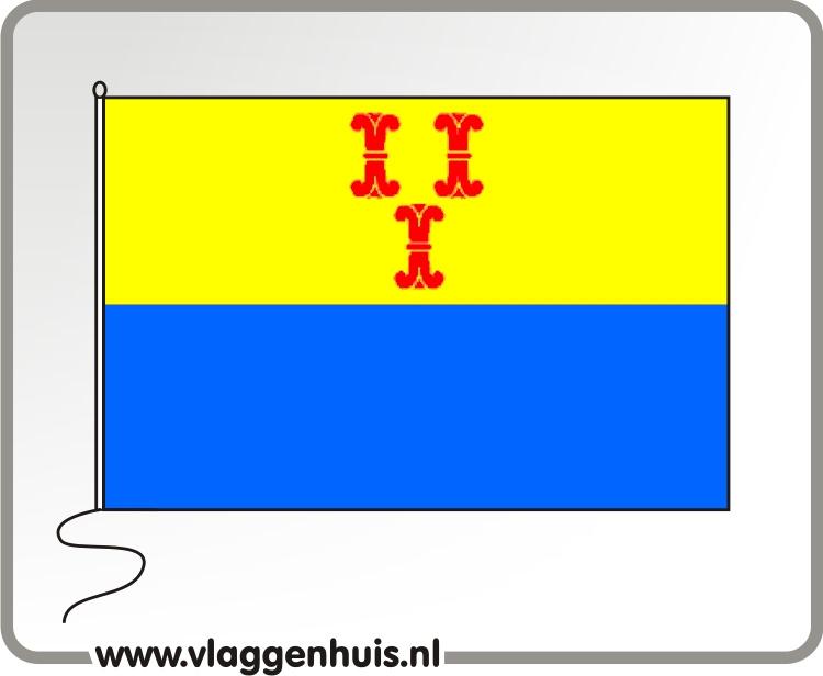 Vlag gemeente Barneveld