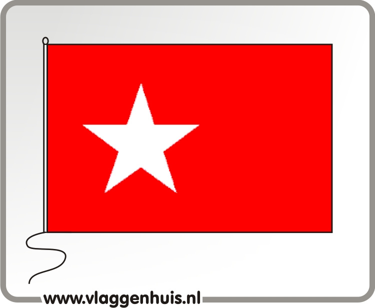 Vlag gemeente Maastricht