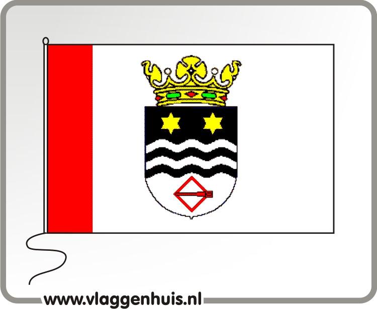 Vlag gemeente Noord-Beveland