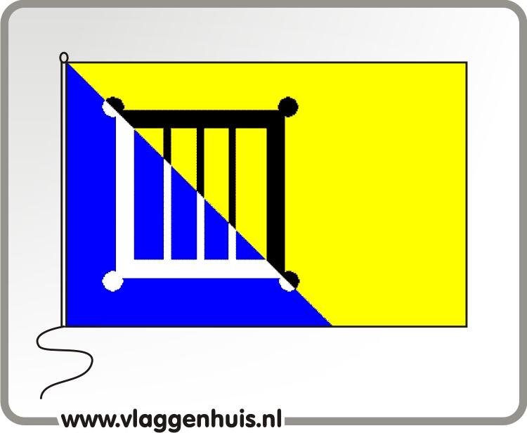 Vlag gemeente De Bilt