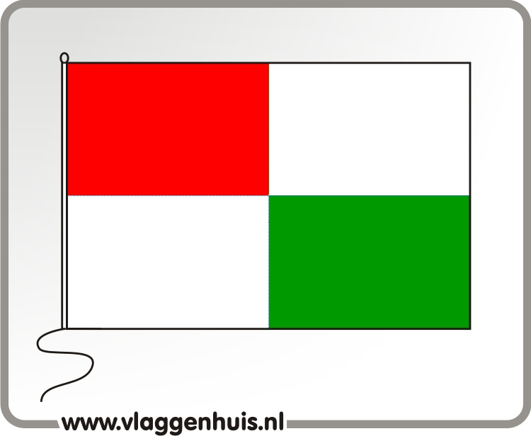 Vlag gemeente Opsterland