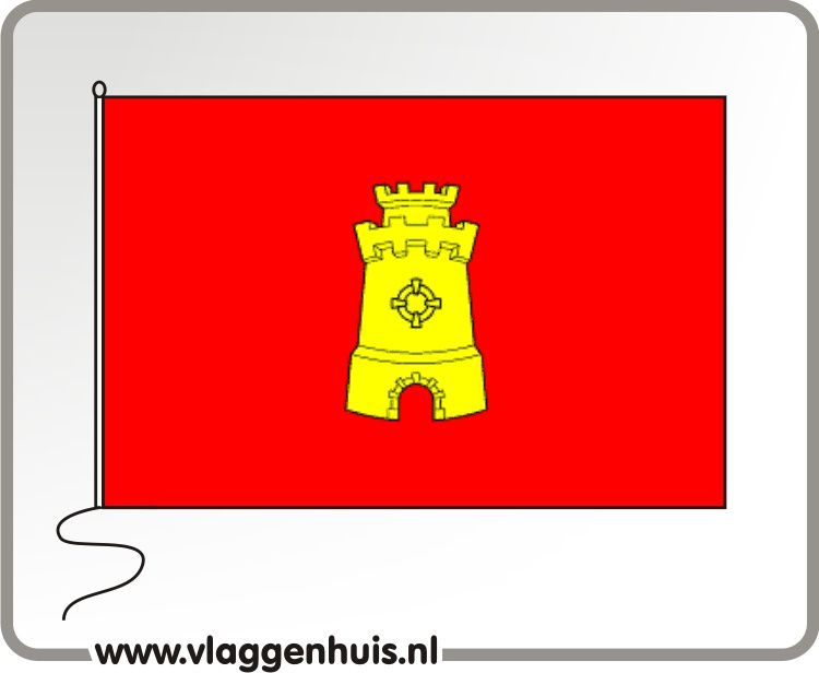 Vlag gemeente Middelburg
