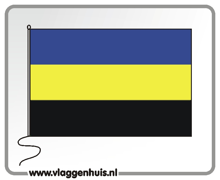 vlag Gelderland