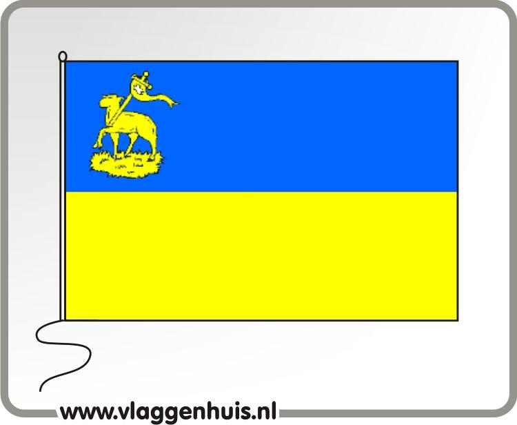 Vlag gemeente Velsen