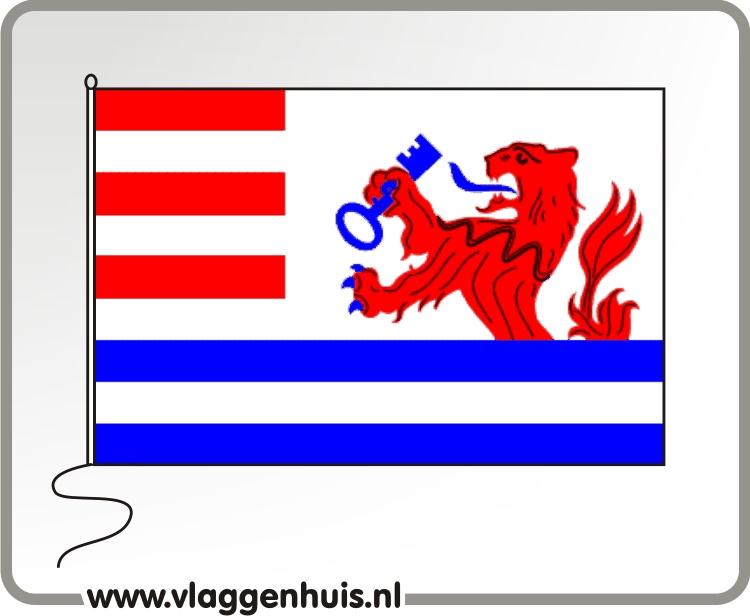 Vlag gemeente Terneuzen