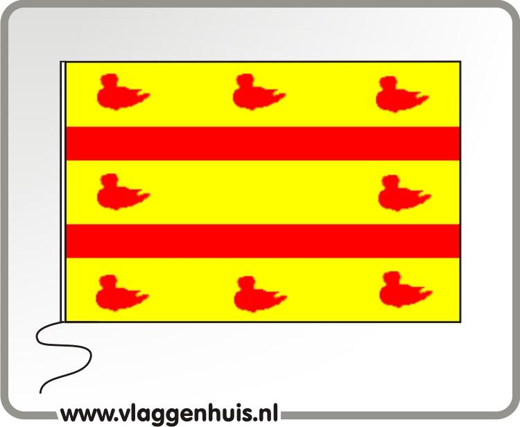 Vlag gemeente Cuijk