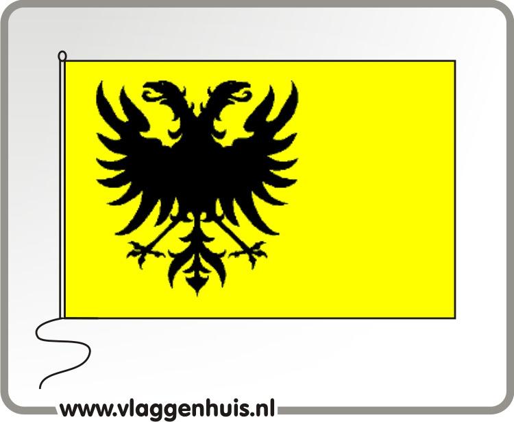 Vlag gemeente Naarden