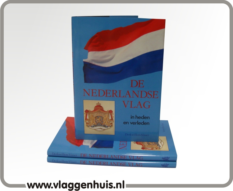 Boek de Nederlandse vlag