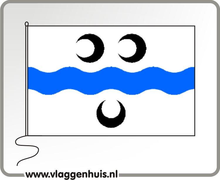 Vlag gemeente Nederlek