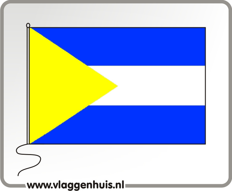Vlag gemeente Muiden