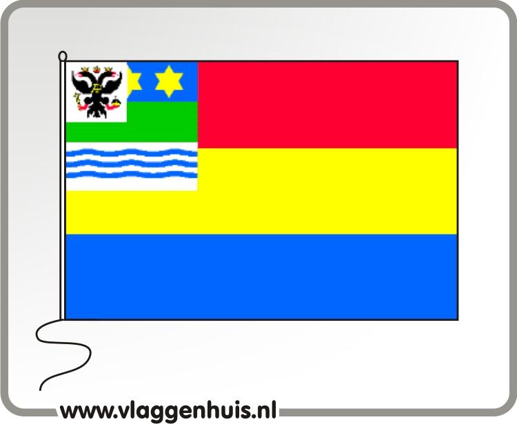 Vlag gemeente Annapaulowna
