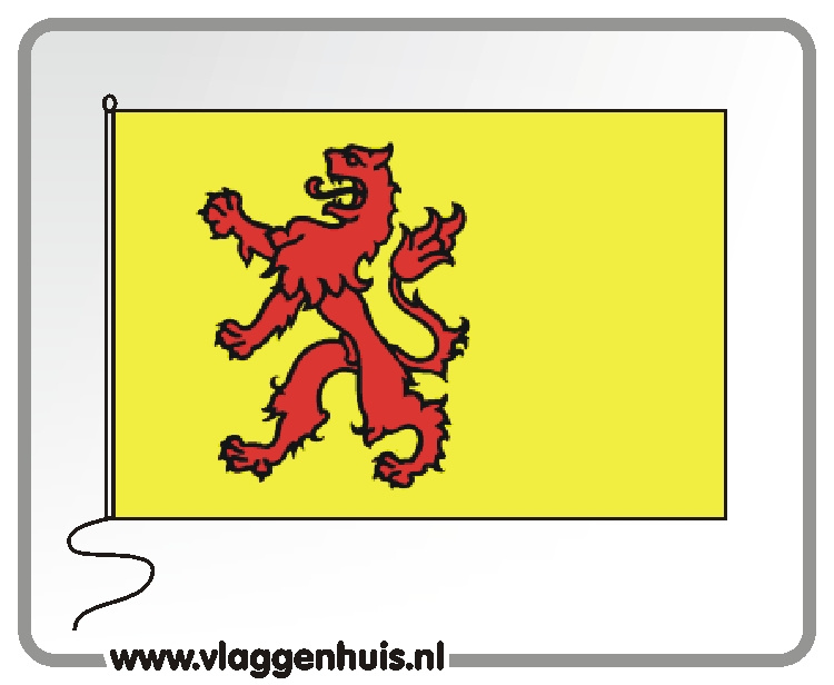 vlag Zuid Holland