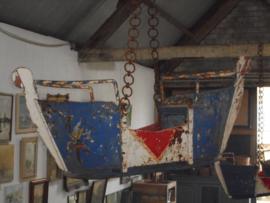 Antieke Bootschommels uit Parc Asterix Frankrijk