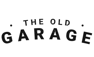 the old garage