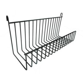 Hängekorb aus Metall groß (U-Form)