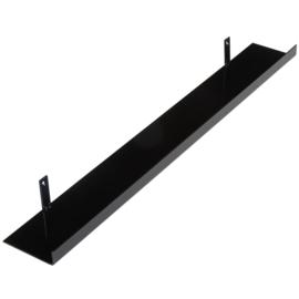 Metallwandregal 80 cm - 11 cm breit