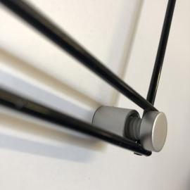 Set afstandhouders 13x13 mm