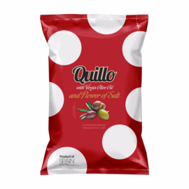 Quilo chips Salt