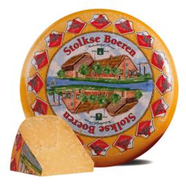 Extra belegen Boeren kaas
