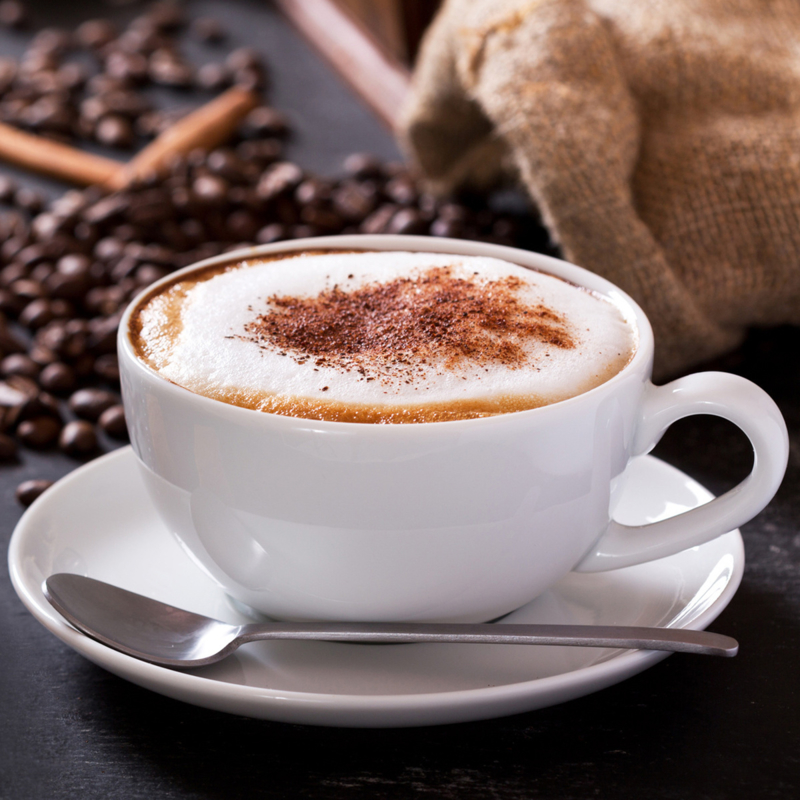 Cappuccino Roomlikeur