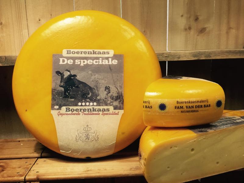 Jong belegen Boeren kaas