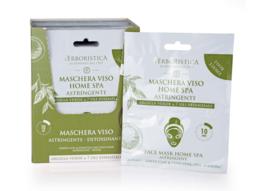 Groene klei gezichtsmasker - verkleint poriën
