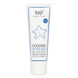 Aftersun gel (100 ml) Naïf