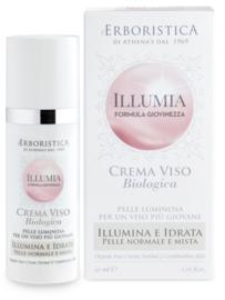 Gezichtscrème voor de normale en gemengde huid (50 ml)(Niet Vegan)