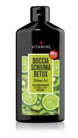 Douchegel met kiwi en limoen 400 ml