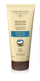 Bodylotion op basis van kokos (200 ml)