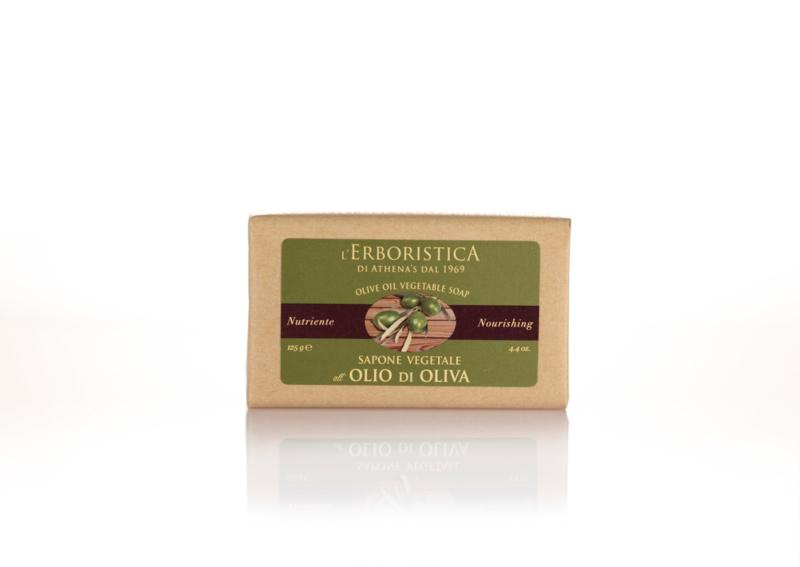 Zeep op basis van olijfolie (125 g)