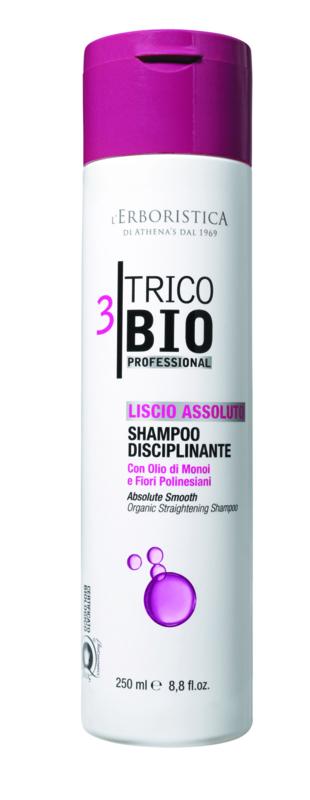 Shampooing discipinant Bio - cheveux faides (250 ml)