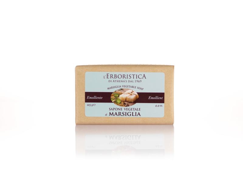 Savon végétal Marsiglia (125 g)