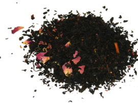 Verjaardags  thee ( cranberry)