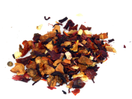 sterkte thee (Bloedsinaasappel)