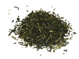 Groene thee de Luxe popoff
